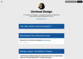 unvisualdesign.tumblr.com