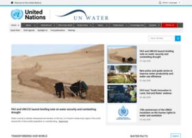 unwater.unu.edu