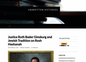 unwrittenhistories.com