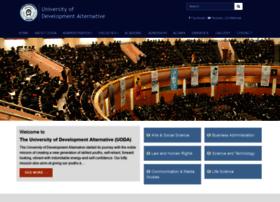 uoda.edu.bd