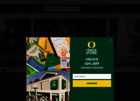 uoduckstore.com