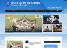 uom.org.ar