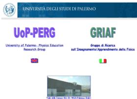 uop-perg.unipa.it