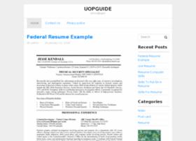 uopguide.com