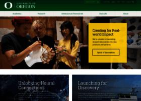 uoregon.edu