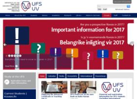 uovs.ac.za