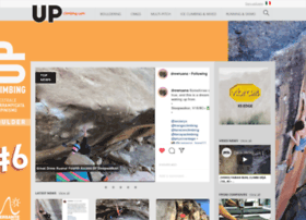 up-climbing.com