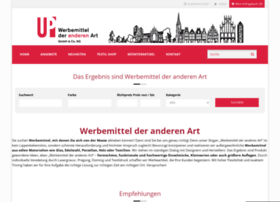 up-werbemittel.de