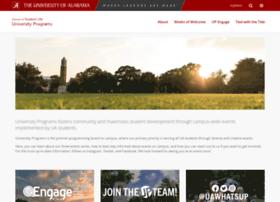 up.ua.edu