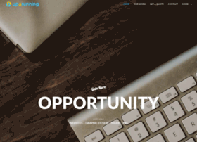 upandrunningdesign.net