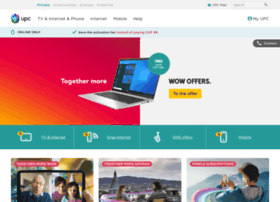 upc-cablecom.com