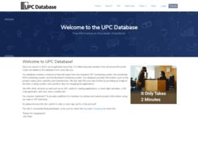 upcdatabase.org