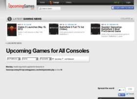 upcominggames.com