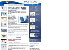 upcsites.org