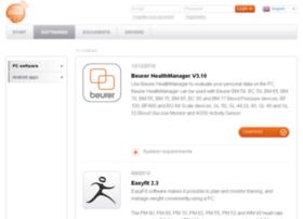 update.beurer.com