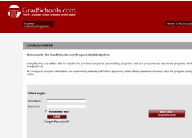 update.gradschools.com