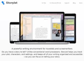 update.storyist.com