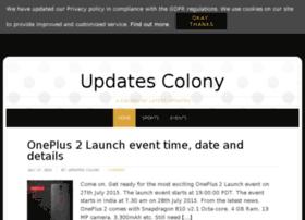 updatescolony.com