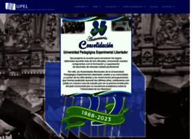 upel.edu.ve