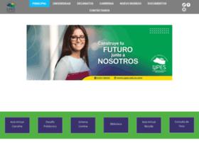 upes.edu.sv