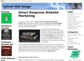 upfrontwebdesign.com