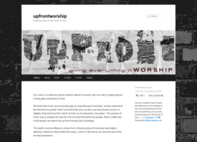 upfrontworship.com