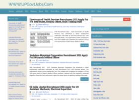 upgovtjobs.com