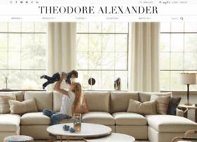 upholstery.theodorealexander.com