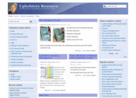 upholsteryresource.com