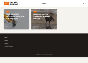 uplandgundog.com