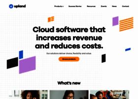 Uplandsoftware.com