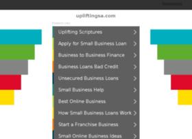 upliftingsa.com