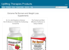 upliftingtherapiesproducts.com