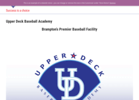 upperdeckbaseball.ca