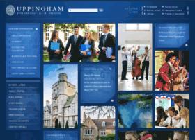 uppingham.co.uk