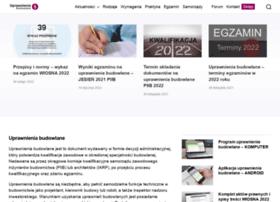 uprawnieniabudowlane.pl