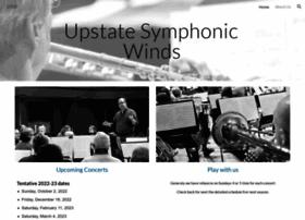 upstatewinds.org