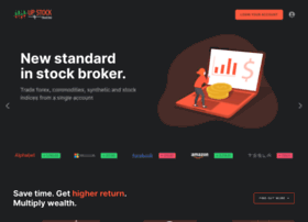 upstockstrading.com