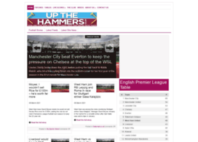 upthehammers.co.uk