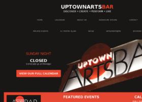 uptownartsbar.com