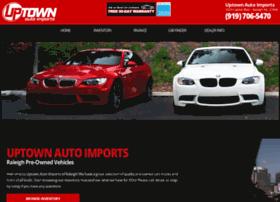 uptownautoimports.com
