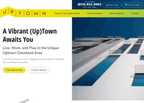 uptowncleveland.com