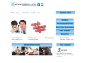 uptownhealthcentre.com