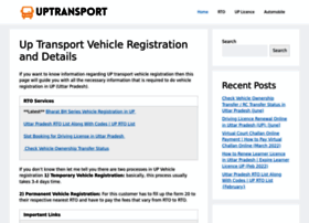 uptransport.co.in