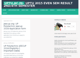 upturesults.in
