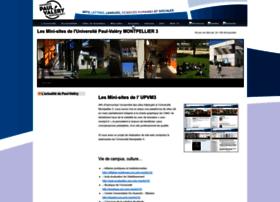 upv.univ-montp3.fr