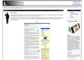 urbachletter.com