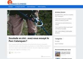 urban-climbing.com