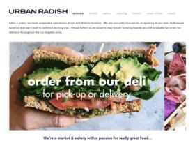 urban-radish.com