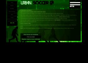 urban5occer.spawtz.com